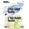 L'iso 9001 facile + l'iso 14001 facile recueil collection 1
