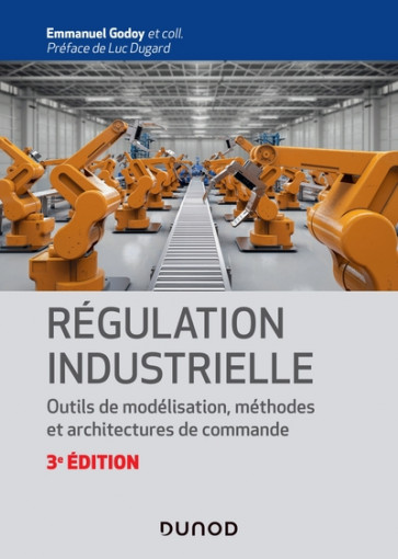 Régulation industrielle - 3e édition