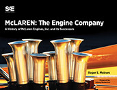 McLaren: The Engine Company R-485