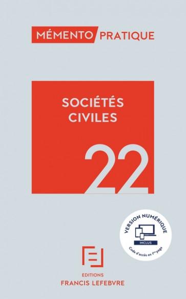 Mémento Sociétés civiles 2022