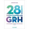28 missions operationnelles de grh