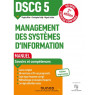 Dscg 5 management des systemes d'information