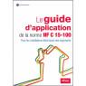 Le guide d'application de la norme NF C 15-100s dans les logements