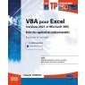 Vba pour excel (version 2021 et microsoft 365)