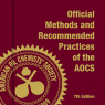 Official Methods and Recommended Practices of the AOCS, 7th Edition 2nd Printing