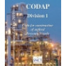CODAP® 2010 Divisions 1 & 2 + Addendum 03/2011 & Révision 10/12 English version