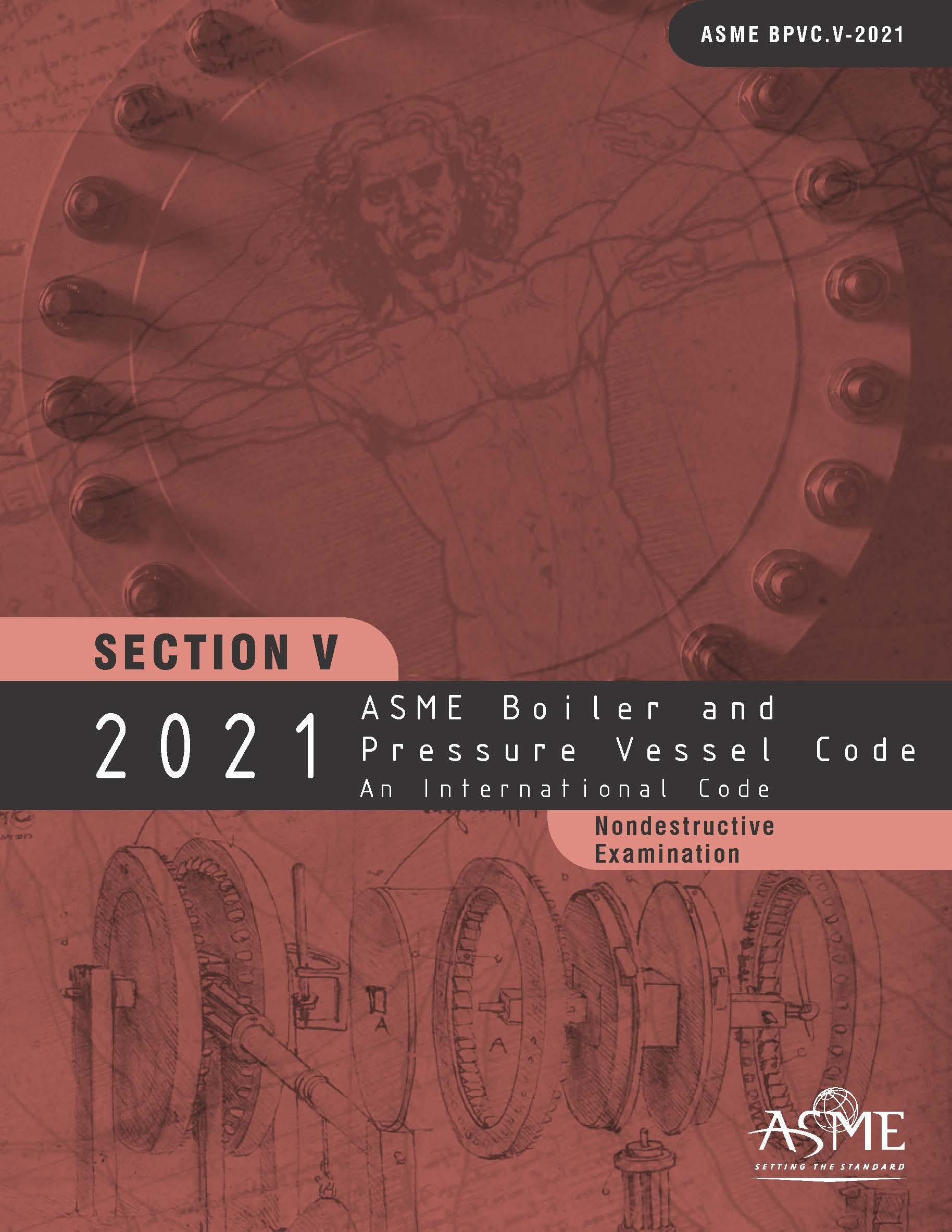 ASME BPVC Section V