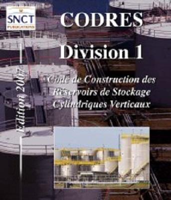 SNCT CODRES Division 1 Edition 2007