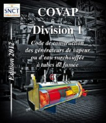 SNCT COVAP Division 1 Edition 2012