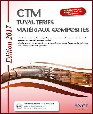 SNCT CTM Tuyauteries matériaux composites edition 2017