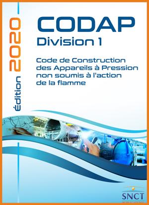 SNCT CODAP Division 1 édition 2020