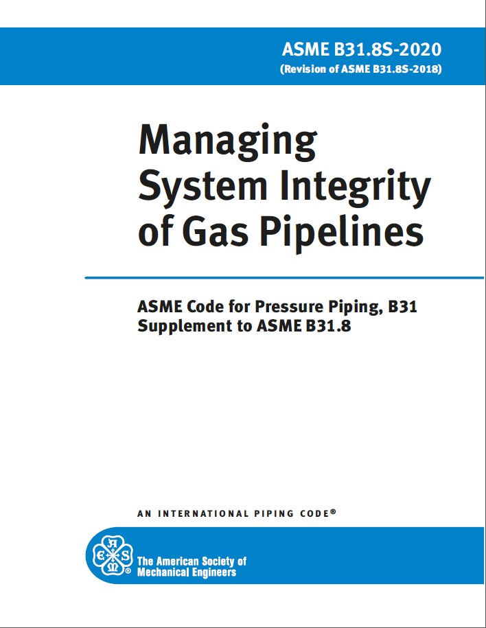 Managing system integrity of Gas Pipelines